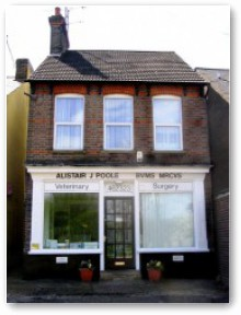 Alistair Poole: the Veterinary Surgery in Harpenden